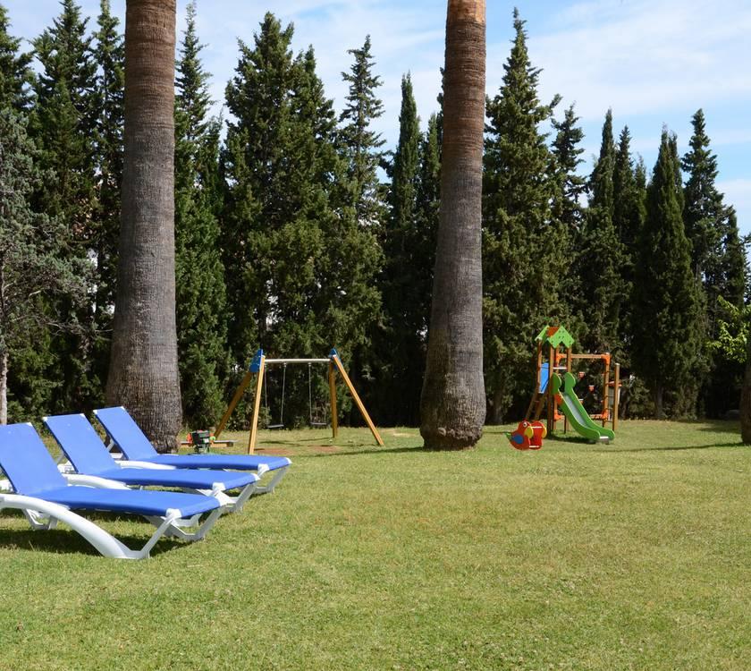 Aire de jeux Hôtel TRH Paraiso Hôtel TRH Paraiso Estepona